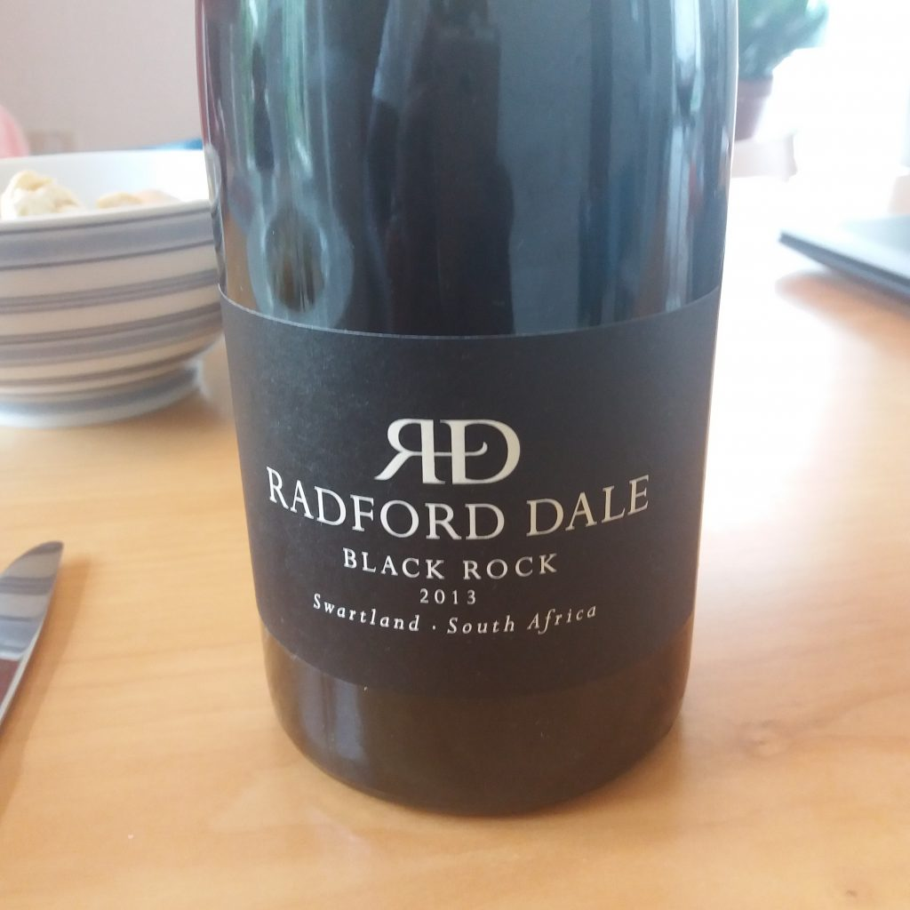 Swartland Zuid-Afrikaanse wijn
