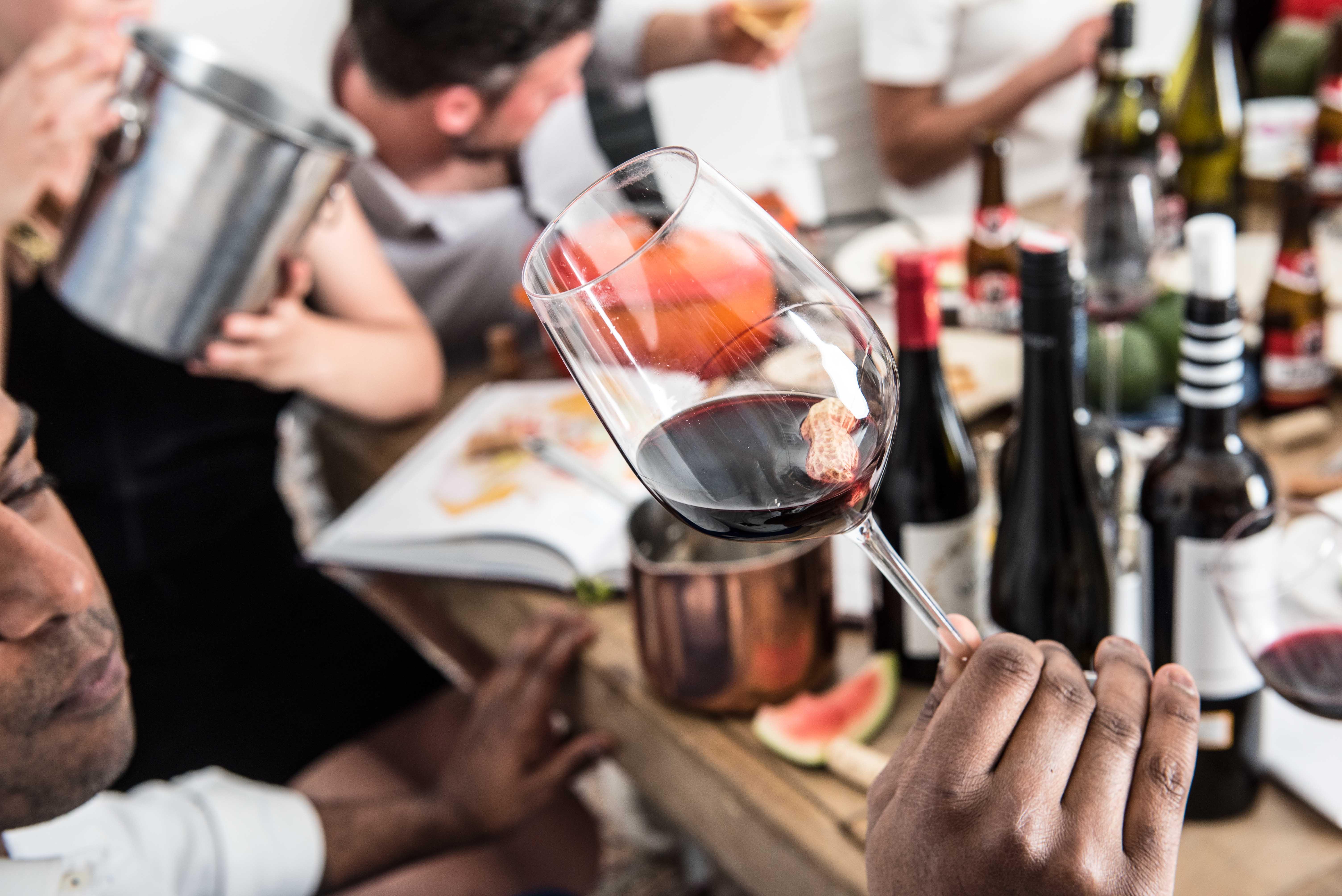 gevorderden wijncursus Nijmegen